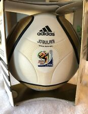 Adidas Jo'Bulani Official 2010 Match Ball New In Box Final