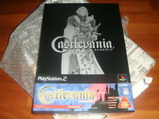 Castlevania Lament of Innocence Limited Edition Japan Exclusive Konami Litho WOW