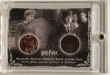 Harry Potter PoA MM Ci3 Ron Weasley Neville Longbottom Dual Costume Card 112/140