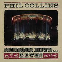 Phil Collins Serious Hits Live! (2019) Remastered Neuauflage CD Album Neu/Ovp