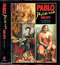 PABLO PICASSO 1881 - 1973 (HCDJ; 1989) ART SCULPTURE CUBISM SURREALISM ARTIST