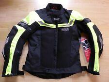 Ungetragen! Textil-Motorradjacke IXS Levante für Herren, Gr. M/50