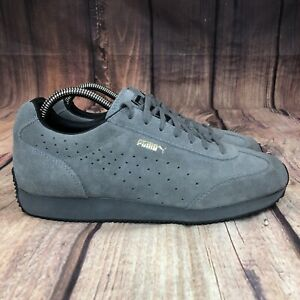 Puma Roma Running Shoes Men Size 7 Athletic Shoes NEW - GRAY -