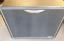 "Ashdown MAG 210T 2 x 10"" bass guitar speaker cabinet, 200 watts, 8Ohm, used, VGC"