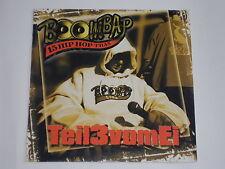 BOOMBAP -15 Hip Hop Trax - Teil 3 vom Ei- 2xLP