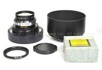 NIB Dallmeyer Oscillograph 102mm f/2.9 modified to Hasselblad V 203fe Super-six