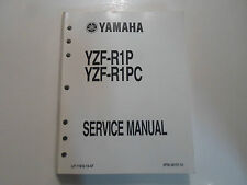 Yzf r motorcycle repair manuals literature for sale ebay