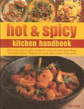 HOT & SPICY KITCHEN HANDBOOK, New, RUBY LE BOIS Book