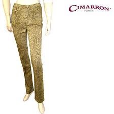 CIMARRON Jeans stretch impression serpent taille 32 US