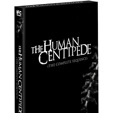 The Human Centipede: The Complete Sequence [Blu-ray]