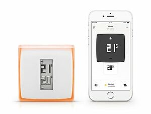 Thermostat from Your Smartphone Energy Saving Heating Thermostat Smart