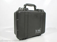 Peli 1400 Shipping Storage Storm Case Camera Flight Box Waterproof Ex MOD