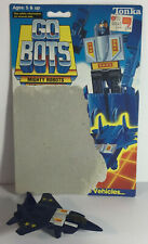 Vintage GOBOTS Leader Friendly Robot Leader 1985 Complete with Card (7255)