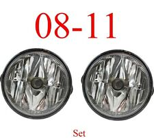 08 11 Ford Ranger Left & Right Fog Light Set Assembly