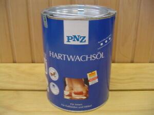 PNZ Hartwachs - Öl 2,50 Liter, Hartwachsöl, farblos, seidenmatt,