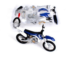 DIY DieCast 1:12 Maisto ASSEMBLY Moto Kit for Yamaha YZ450F Motorcycle Toy Gift