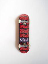 Blind Tech deck, 96mm fingerboard, Vintage Blind skateboard