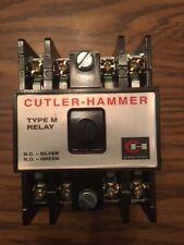 contactor 120v coil cutler-hammer
