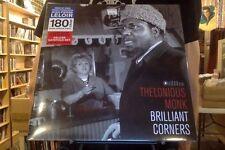 Thelonious Monk Brilliant Corners LP sealed 180 gm vinyl reissue