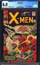 X-Men 15 CGC 6.0 B