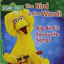 Bird Is The Word (aus) 0602537401581 by Sesame Street CD