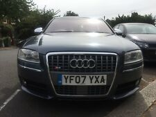 Audi S8: Low Start and No Reserve