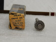 NOS GM Transmission Speedometer drive gear 57-60 Corvette with 4.56