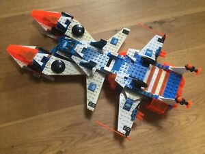 LEGO Deep Freeze Defender Set 6973 Ice Planet plus Instruction Book