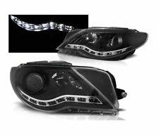 HEADLIGHTS LPVWJ5 VW PASSAT CC DAYLIGHT BLACK RHT
