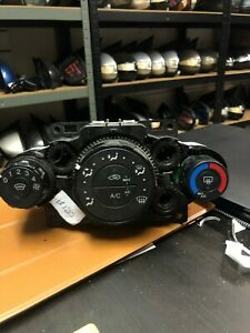 FORD FIESTA HEATER CONTROLS WITH AIR CON TYPE C1B1-19980-BE 2013 - 2017 #21