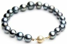 Less than 18cm Pearl Not Enhanced Fine Bracelets