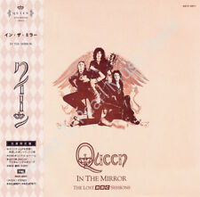 QUEEN IN THE MIRROR BBC SESSIONS CD MINI LP OBI May Mercury Deacon Taylor new