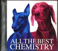 CHEMISTRY - All The Best - Japan 2 CD - J-POP