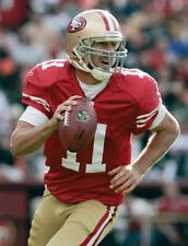 ALEX SMITH 8X10 PHOTO SAN FRANCISCO 49ers FORTY NINERS PICTURE NFL FOOTBALL