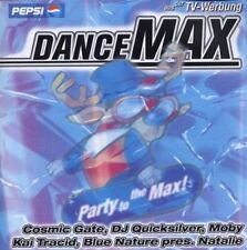 Dance Max (1999, EMI) Moby, Cosmic Gate, Kai Tracid, Storm, Faithless, .. [2 CD]