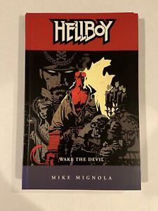 Dark Horse Hellboy Vol. 2 Graphic Novel Wake the Devil TPB