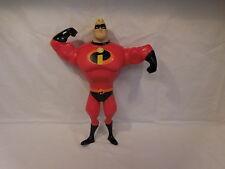 "Disney Pixar The Incredibles Mr Incredible Deluxe Talking Figure Hasbro 14"""