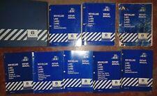 New Holland L465 Lx465 Lx485 Skid Steer Loader Service Repair Manual Original Nh