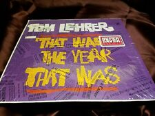 """TOM LEHRER """"That Was The Year That Was"""" Reprise RS-6179 1965 USA NEAR MINT!"""
