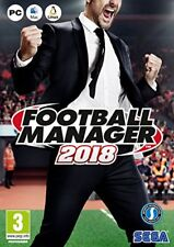 Football Manager 2018 Sega Jeu informatique