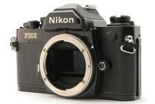 [EXCELLENT] Nikon FM2 35mm SLR Camera Black body only from Japan #HIA