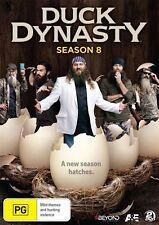 Duck Dynasty Season 8 : NEW DVD