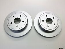 2 x Rear Brake Disc for Jeep Grand Cherokee WK 2005-2010 BBD/WK/002A