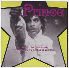 EROTIC CITY [#2] [Single] by Prince (CD, 1998, Wea/Warner)