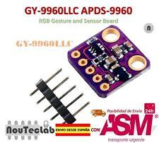 I2C GY-9960LLC APDS-9960 RGB Gesture and Sensor Board Module Breakout
