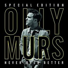 Never Been Better: Special Edition - Olly Murs (CD Used Very Good)