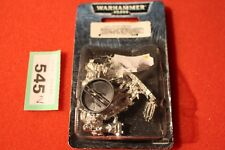 Games Workshop Warhammer 40k Chaos Space Marines Lord with Jump Pack Raptor New
