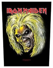 IRON MAIDEN eddie killers 2011 - GIANT BACK PATCH - 36 x 29 cms - no longer made