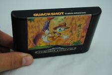 Jeu QUACKSHOT (Donald Duck) pour Sega MEGA DRIVE (MD) (cartouche seule)