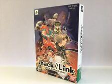 Sony PSP .hack//Link Limited Playstation Portable Japan JP GAME. z3048